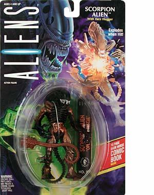Aliens Scorpion Alien