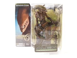 McFarlane Movie Maniacs Series 6 Warrior Alien