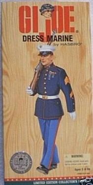 GI Joe Dress Marine Collector's Edition