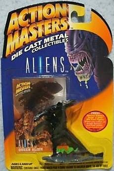 Aliens Action Masters Queen Alien