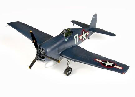"""21st Century 1:48 US Navy F6F Hellcat - VF-9 """"White 17"""""""