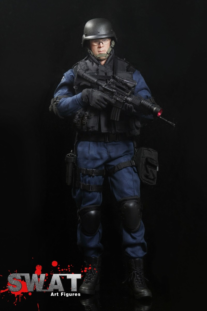 Art Figures SWAT Movie Colin Farrell S.W.A.T.