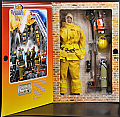 21st Ultimate Soldier AMERICA'S FINEST FIREMAN Yellow