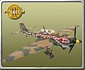 21st Century 1:18 JU-87B Stuka - Snake Non Mint!