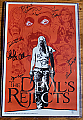 "Mondo Style ""Devils Rejects"" Days of the Dead Atlanta cast signed piece."