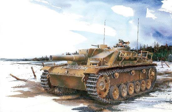 Dragon 1/35 StugG III Ausf. G 10.5cm